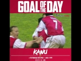 Goal of the Day: Kanu