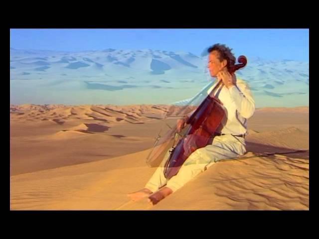 Bach dans le désert Suite n°5 pour violoncelle D de Williencourt