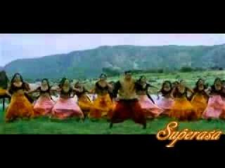 Bindiya Chamke [ Tumko Na Bhool Paayenge 2002 ] Salman Khan & Diya Mirza & Sushmita Sen