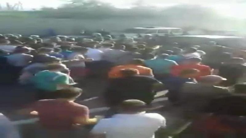 Кабардинцы против балкарцев. Массовые беспорядки в Кёнделене