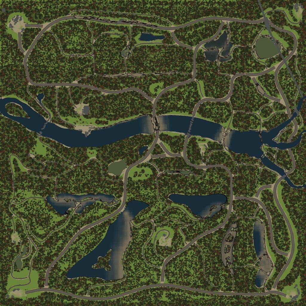 Карта «Перевал» SPIN TIRES _-trRNgKmNQ