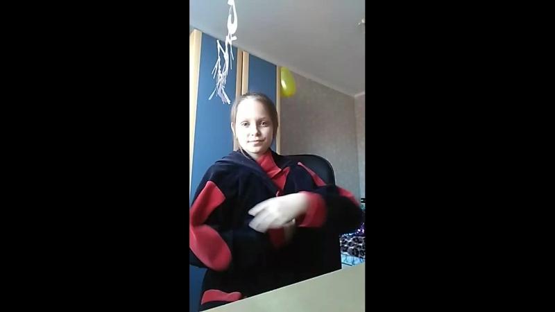 Ксюша Сафронова - Live