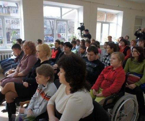 В Таганроге открылся уникальный образовательно-развивающий центр для детей-инвалидов