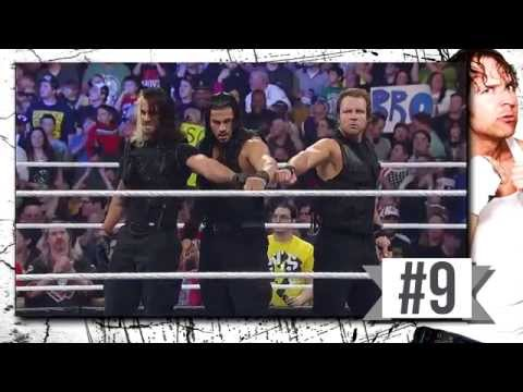 10 Фактов 20 Dean Ambrose