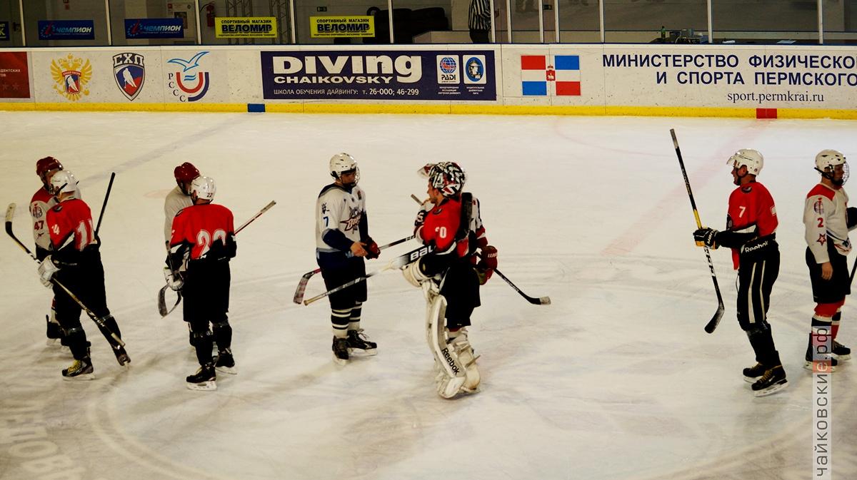НХЛ, чайковский район, 2019 год