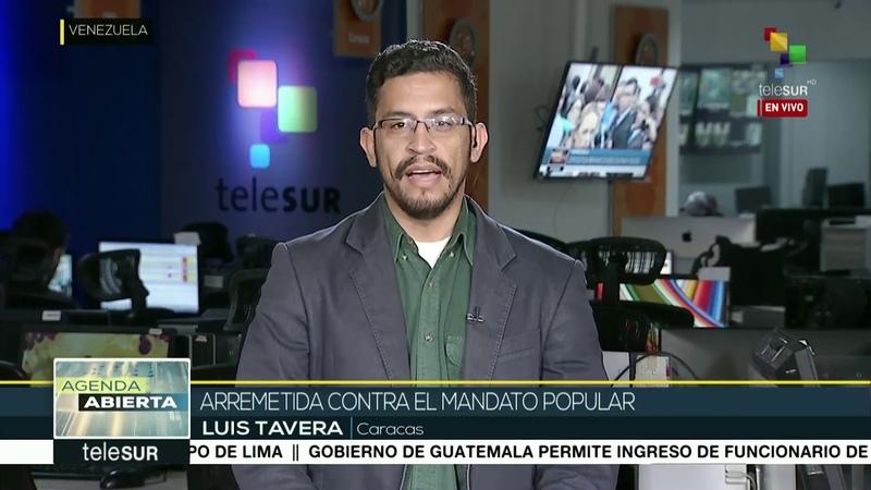 Tomará juramento pdte. Nicolás Maduro ante el TSJ