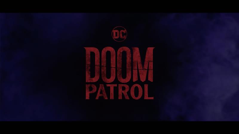 Doom Patrol main title