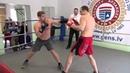 Nikolajs Korpačovs (Latvia) VS Juris Kiriņs (Latvia) 01.04.2014 proboxing.eu
