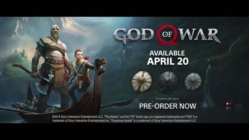 God of War – Full TV Commercial _ PS4