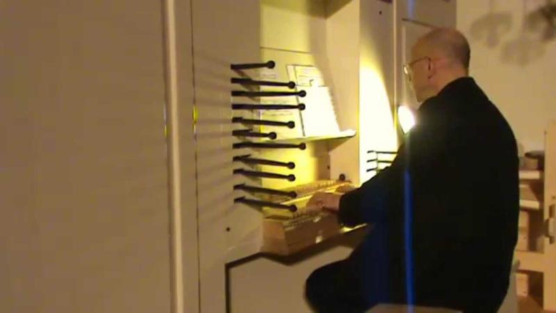 J.S.Bach: Partita - Ach, was soll Ich armer Sünder machen BWV 770