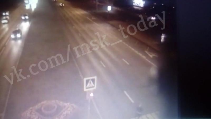 Ленинский проспект 86 Мот и пешеход