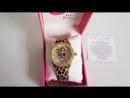 Часы от эпатажной Betsey Johnson
