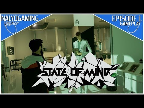 STATE OF MIND, PS4 Extended Gameplay Episode 1.