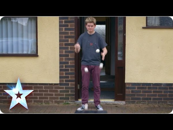 Learn the juggling secrets of Thomas Bounce Masterclass with Felix Britain's Got Talent 2013