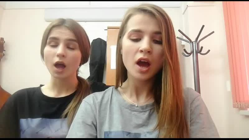 Девчонка темные ночи-Татьяна и Анастасия Громыко