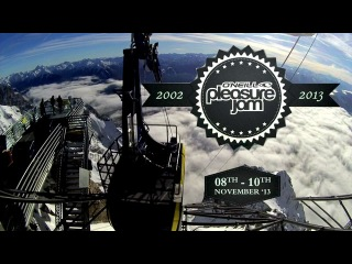 2013 O'Neill Pleasure Jam - Course Preview