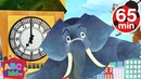 Hickory Dickory Dock and More Nursery Rhymes Kids Songs - ABCkidTV