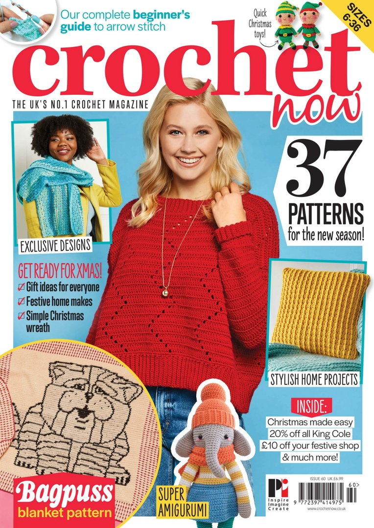 Crochet Now - Issue 60-2020