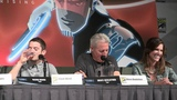 Full Tron Uprising panel with Elijah Wood, Bruce Boxleitner, at San Diego Comic-Con 2012