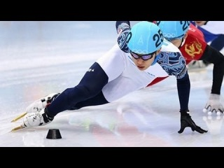 ▶ Шорт трек,Финал,Сочи 2014,Виктор Ан,short track sochi   YouTube 360p