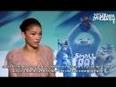Интервью Зендая для анимационного фильма «Смолфут»