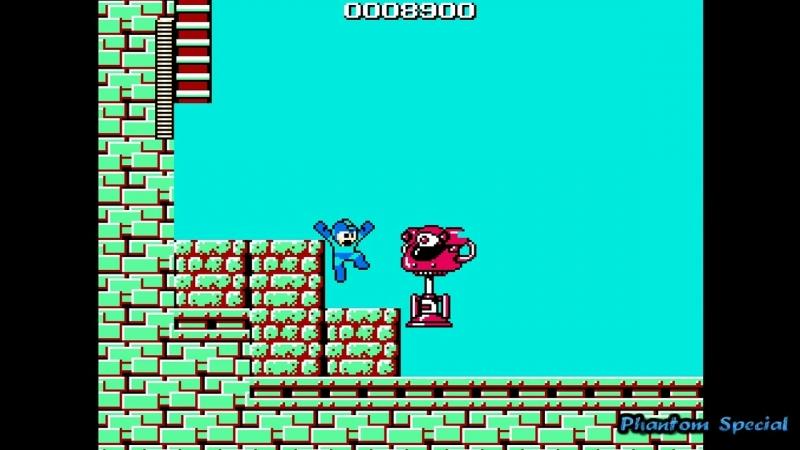 Megaman(Gameplay DENDY)