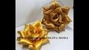 DIY Como Hacer una Rosa en Picos Rose Flower beak Roses Роза クリップ簪