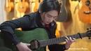 Thiên Thiên Khuyết Ca (千千阙歌) - Bản guitar solo cực hay của Diệp Nhuệ Văn