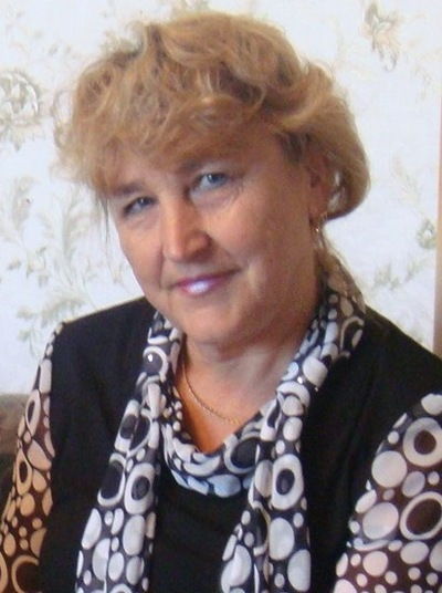 Алла Калиновская, 20 декабря , Москва, id169432715
