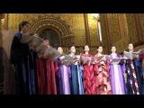 НАРОДНАЯ АРМЯНСКАЯ ПЕСНЯ   САРЕРИ ОВИН МЕРНЕМ В ОБРАБОТКЕ САРКИСА ОГАНЕСЯНА   ХОР ОШАКАНСКОЙ ЦЕРКВИ