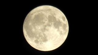 Движение Луны...