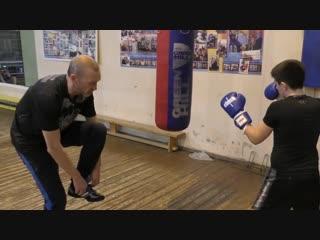 Школа бокса Алексея Фролова: