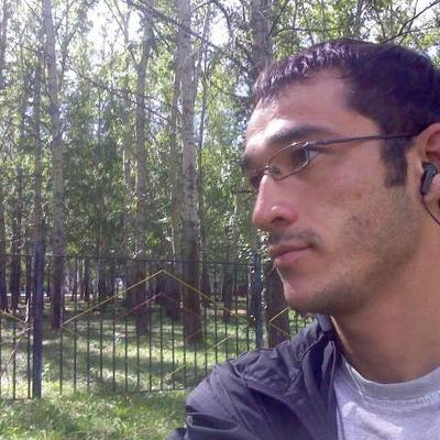 Равшан Набиев, 15 апреля 1988, Санкт-Петербург, id201413508