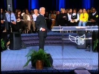 Бенни Хинн. Это твой день! Двойное помазание-2. 2012.