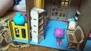 Кукольный дом 81 см. с мебелью.