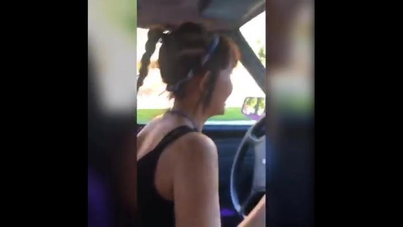 Trafik Polisine İsyan Eden Şahinci Kız