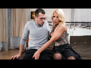 Tiffany rousso when step-mom is lonely (milf, big tits, blonde, blowjob, hardcore)