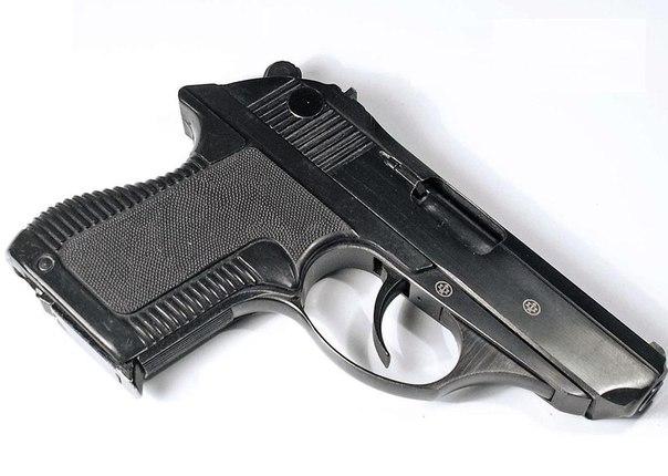 В наличии макет РПСМ (Пистолет