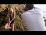 Shooting Models on The Beach