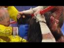 WWE Over the Limit 2010 - Straight Edge Society pledge vs. Hair match - Rey Mysterio vs CM Punk
