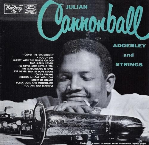 cannonball adderley - with strings