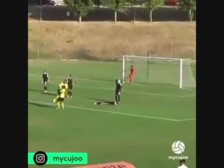 Лучший гол в истории футбола