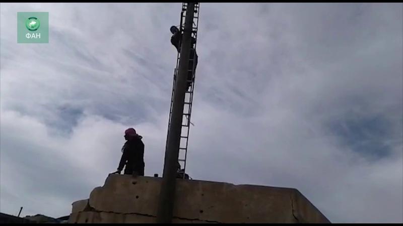 Сирия: корреспондент ФАН узнал о ходе восстановления электричества в Эль-Кунейтре
