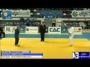 Judo 2010 EC Juniors Samokov Urska Urek SLO Maryna Slutskaya BLR 78kg semi final
