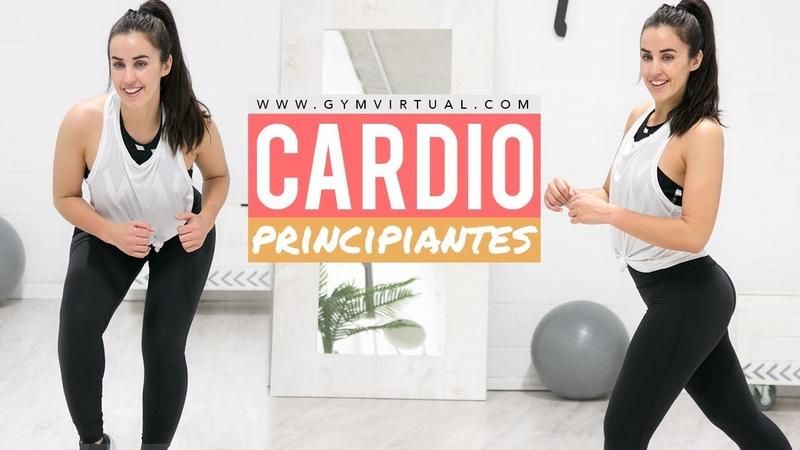 Cardio para principiantes sin impacto para evitar el dolor en las rodillas | GymVirtual