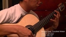 Bridge Over Troubled Water - P. Simon (arr. Jose Valdez) Solo Classical Guitar