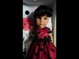Кукла Готц Gotz Hannah ladybug doll Ханна Божья коровка