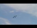 Русские витязи на Су-30 СМ 4.08.18 ч.1