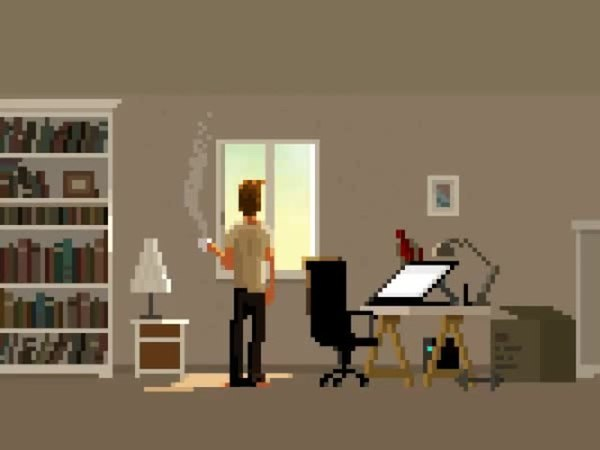 Morning (Jeroen Tel - 1999) · coub, коуб