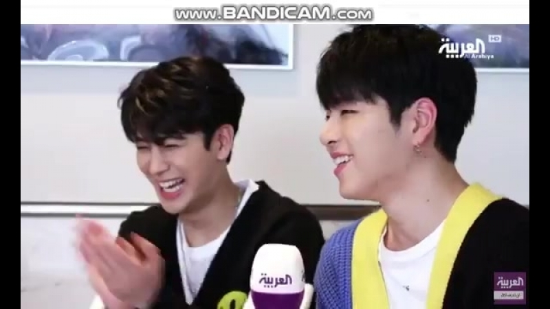 Junhoe bout him marrying the 1st